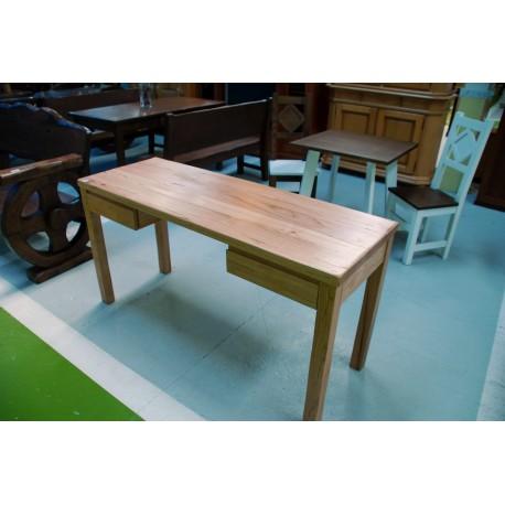 Mesa castaño con cajones