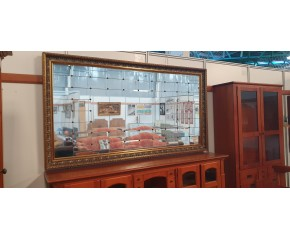 Salón madera clásico
