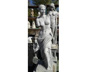 Estatua venus sin brazos