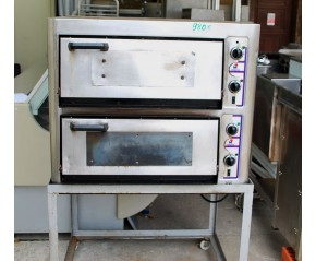 Horno pizza industrial